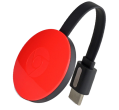 Google Chromecast 2 Red
