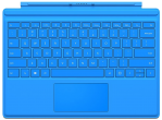 Microsoft Surface 3 Type Cover Bright Blue