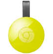 Google Chromecast 2 Yellow