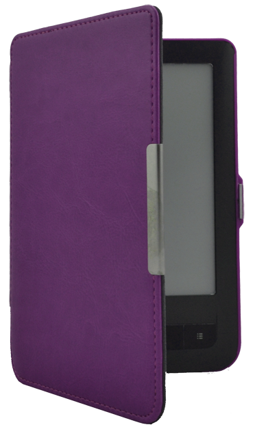 Обложка R-ON Pocketbook 614/624/626 Clips Purple