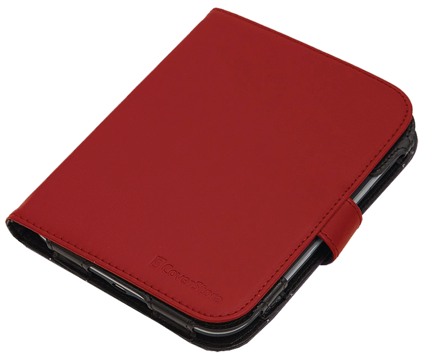 Обложка CoverStore Nook Red Leather
