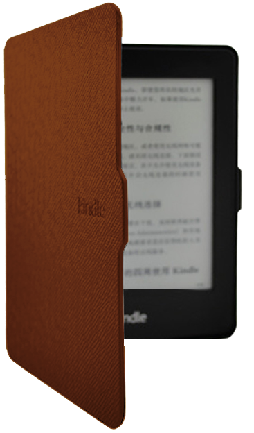 Обложка R-ON PaperWhite Slim Dark Brown