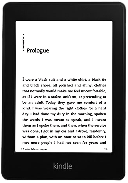 Amazon Kindle PaperWhite 3 (2014) Special Offer