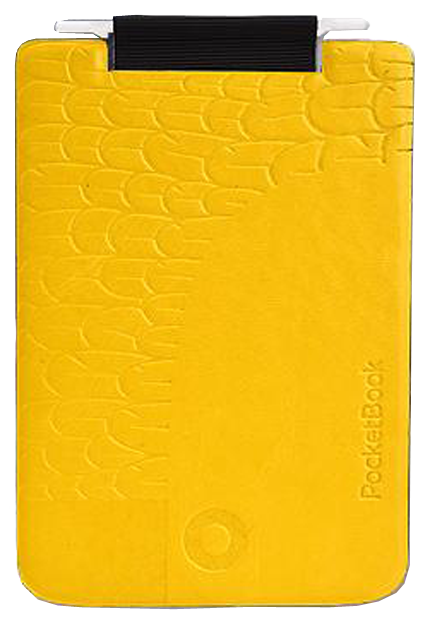 Обложка Pocketbook 515 Note Black-Yellow