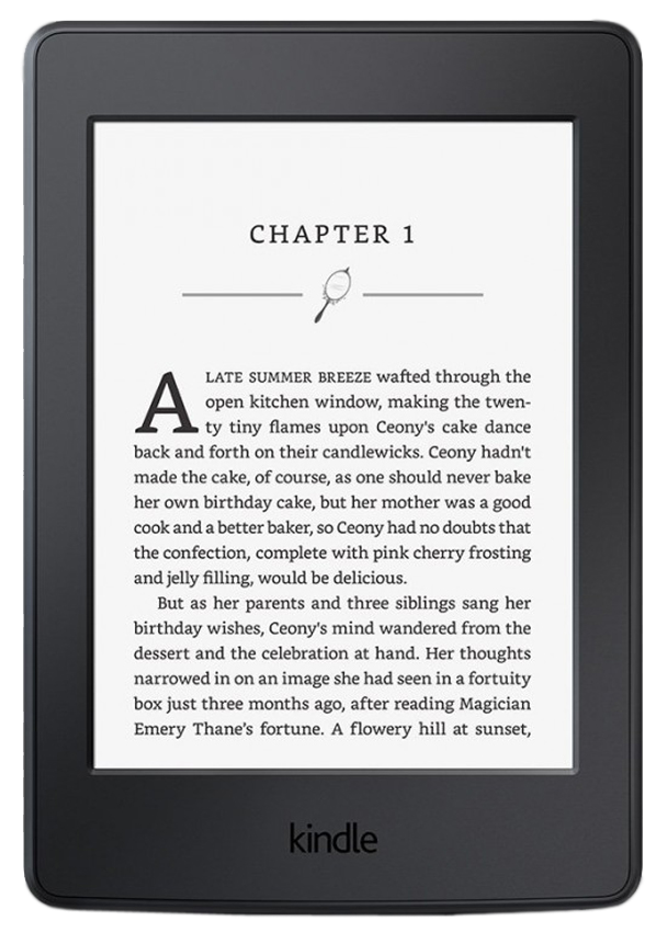 Amazon Kindle PaperWhite 4 3G (2015) Special Offer