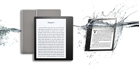 Kindle Oasis 2017 8GB Special Offer