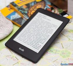 Выпущена русификация для электронной книги Amazon Kindle Paperwhite