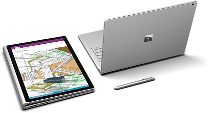 Microsoft Surface Book i5 8Gb 128Gb